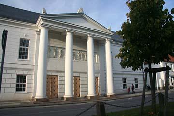 Theater in Putbus, Insel Rügen