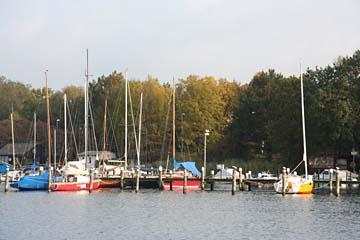 Hafen von Lauterbach, Südrügen