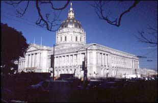 das Civic Center in San Francisco