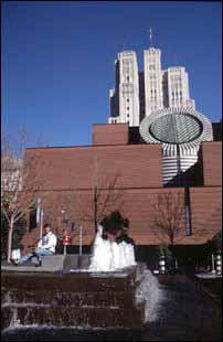 Museum of Modern Art in San Francisco