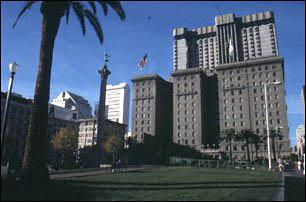 Union Square in San Francisco, USA
