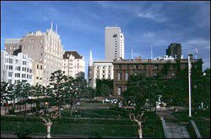 das Fairmont Hotel in San Francisco, USA