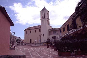 in San Teodoro auf Sardinien