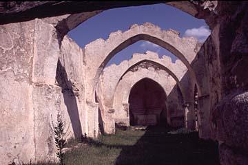 Ruine der Kirche San Giovanni, Sardinien