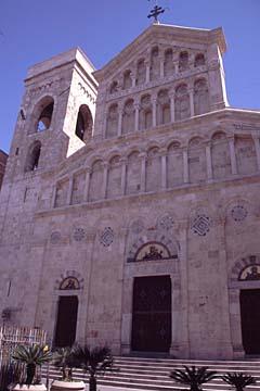 Cagliari auf Sardinien, Italien