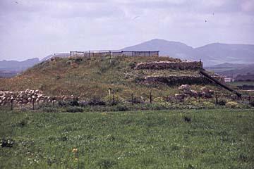Ausgrabungen beim Monte d' Accodi auf Sardinien