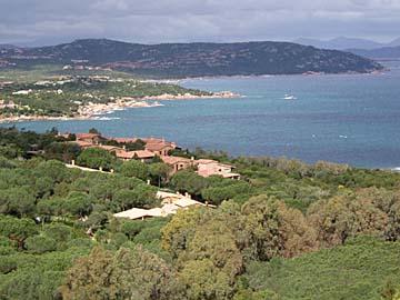 die Macchia am Capo Coda Cavallo auf Sardinien