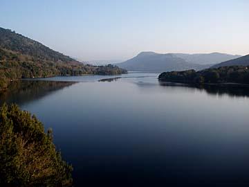 am Lago di Gusana auf Sardinien