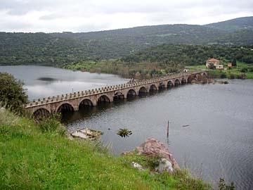 Im Westen von Sardinien, Italien