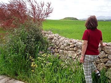 beim Monte d' Accodi auf Sardinien