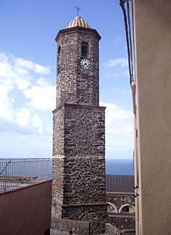 die Kathedrale Sant`Antonio Abate in Castelsardo