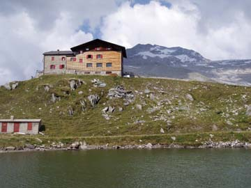 Pfitscherjochhaus, Südtirol, Italien