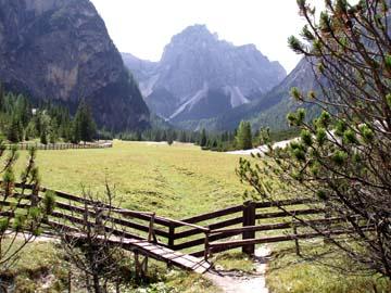 im Innerfeldtal, Südtirol