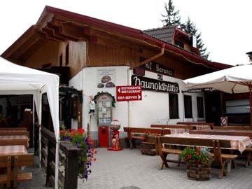 an der Haunoldhütte, Südtirol