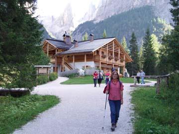 bei der Talschlußhütte im Fischleintal, Südtirol