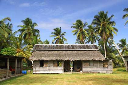 Das älteste Haus von Mahé steht im Südosten der Insel