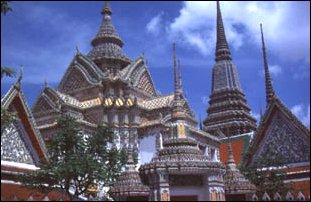 Königspalast in Bangkok, Thailand