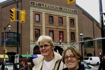 St. Lawrence Market, Toronto, Kanada