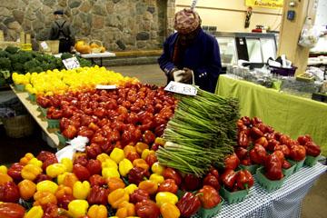 Farmers Market, Toronto, Kanada