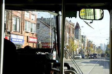 Queen Street, Toronto, Kanada