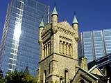Sehenswürdigkeiten in der Innenstadt von Kanadas Hauptstadt Toronto