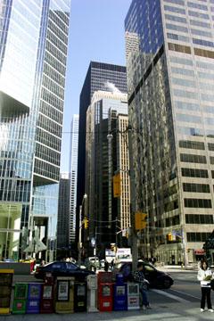 Downtown Toronto, Kanada