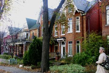 Studentenwohnungen, Toronto, Kanada