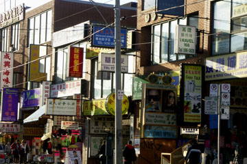 Chinatown, Toronto, Kanada