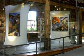 Kunstgalerie in den Old Mills, Toronto, Kanada