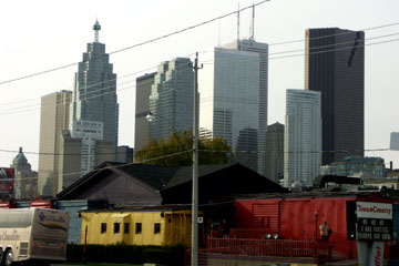 Habour Front, Toronto, Kanada