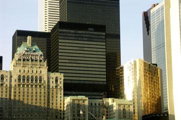 Fairmont Royal York Hotel im Financial District, Toronto, Kanada