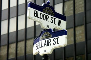 Bloor Street, Toronto, Kanada