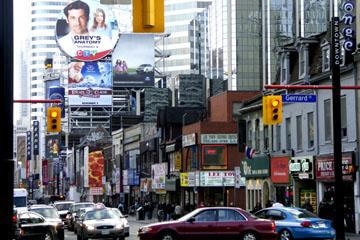 Bloor-Yonge Street, Toronto, Kanada