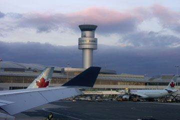 Pearson Airport, Toronto, Kanada