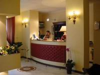 Hotel Alessandro Della Spina in Siena in der Toskana im Herzen von Italien