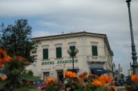 Hotel Stazione in Livorno in der Toskana im Herzen von Italien