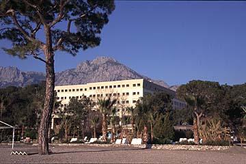 das 5-Sterne-Hotel Sultan Saray, Lemer, türkische Riviera