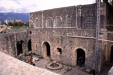 die St. Nikolaus-Kirche, türkische Riviera
