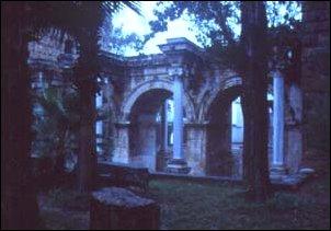 das Hadrianstor in Antalya