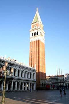 Venedig, Campanile di San Marco