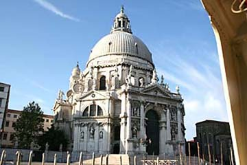 Venedig, Santa Maria delle Salute
