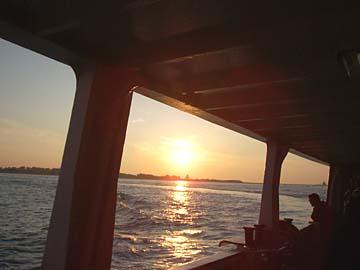 Bucht von Venedig, Italien