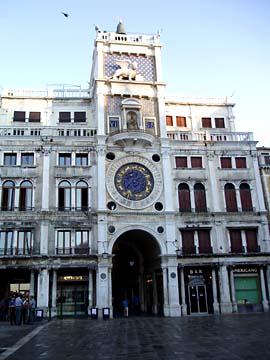 Venedig, Uhrturm