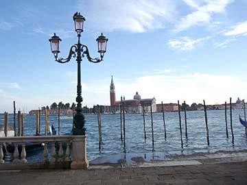 Venedig, Ufer Canal di San Marco