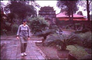 die Kaiserstadt Hué, Vietnam