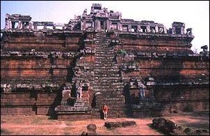 Weitere Tempelanlage der Khmer in Angkor, Kambodscha