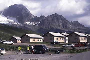 am Furkapaß, Schweiz