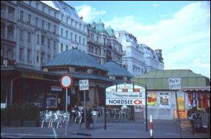 am Naschplatz, Wien