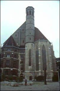 die Ruprechtskirche in Wien