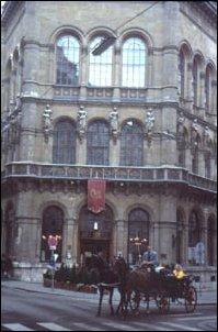 das Café Central in Wien